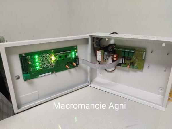 Macromancie 4 Zone Fire Alarm Panel (3)