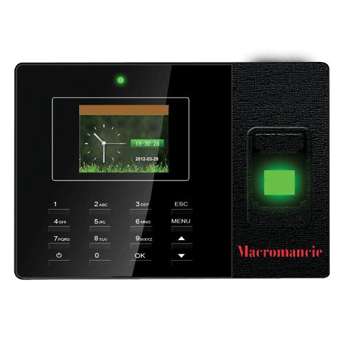 Macromancie_RFID_Biometric_Machine