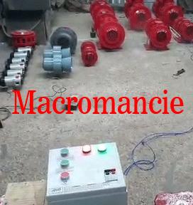 Macromancie-Siren-Controller